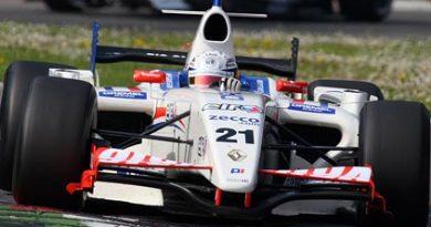World Series: Giedo Van der Garde é o mais rápido em Monza