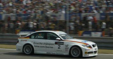 WTCC: Farfus sai de Brno na liderança do campeonato