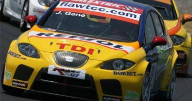 WTCC: Jordi Gené sai na pole em Puebla