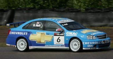 WTCC: Chevrolet vence as duas provas em Anderstorp