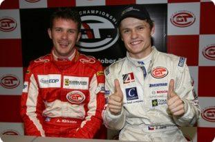 FIA GT: Trio Sascha Bert/Andrea Montermini/Jarek Janis larga na pole em Adria