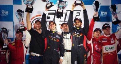 12 Horas de Abu Dhabi: Team Abu Dhabi by Black Falcon vence a edição de 2013
