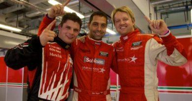 12 Horas de Abu Dhabi: Trio da AF Waltrip marca a pole para a segunda edição