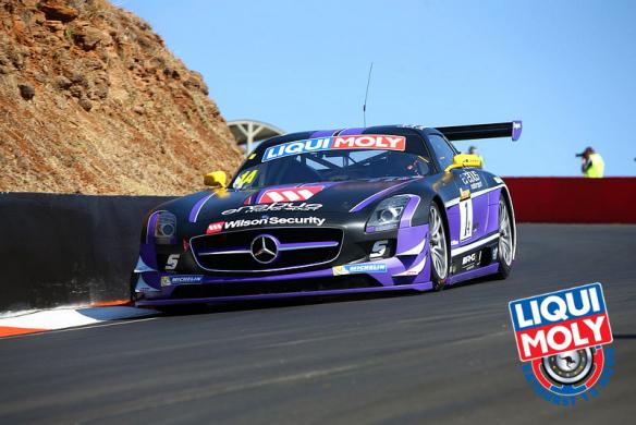 12 Horas de Bathurst: Erebus Motorsport lidera após metade da prova