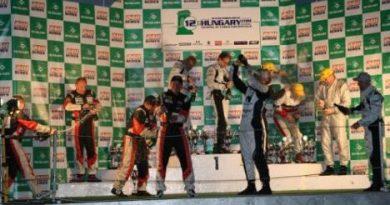 12 Horas da Hungria: Lechner Racing vence a 3ª edição da prova