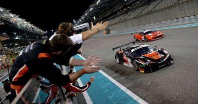 Gulf 12 Hours Yas Marina: Trio da Kessel Racing vence em Yas Marina