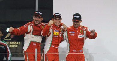 12 Horas de Abu Dhabi: Trio da AF Corse vence a quarta edição da prova