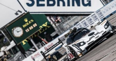 12 Horas de Sebring: Christian Fittipaldi larga da primeira fila nas 12 Horas de Sebring