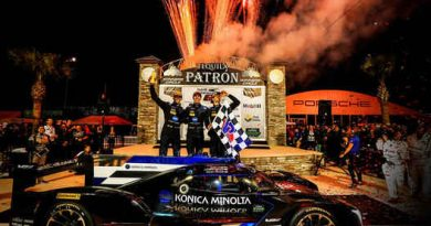 12 Horas de Sebring: Rick Taylor/Jordan Taylor/Alex Lynn vencem a 65ª edição da prova