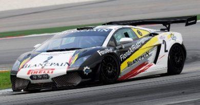 12 Horas de Sepang: Trio da Lamborghini vence a 11ª edição
