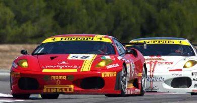 FIA GT: Na GT2, Melo Júnior é o mais rápido nos primeiros treinos em Dijon