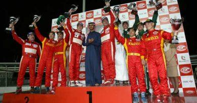 FIA GT: Melo é segundo em Dubai e oficializa título mundial