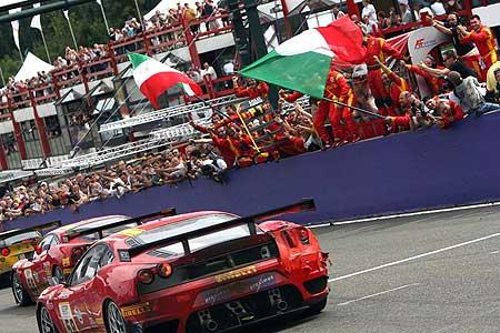 FIA GT: Melo é segundo nas 24 Horas de Spa e volta à liderança do Mundial