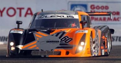 Grand AM: Negri leva seu Riley/Lexus ao quinto lugar nas ruas de Long Beach