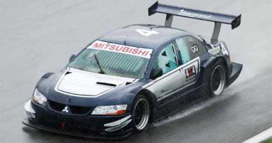 GP Cidade de SP: Mitsubishi Lancer vence prova; Belmiro Jr e Nélio Weiss são 2º