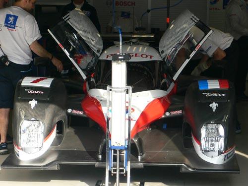 LMS: Peugeot defende a liderança em Nürburgring