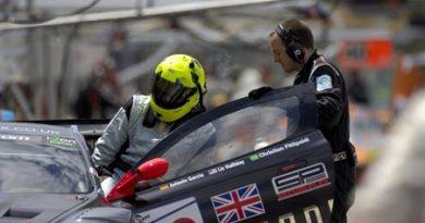 Le Mans: Christian treina em Le Mans no início de Junho