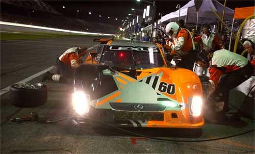 Grand-AM: Noite de quinta agitada em Daytona e Negri termina em 7º