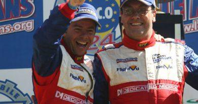 LMS: Thomas Erdos é terceiro no geral e vence na LMP2 em Spa