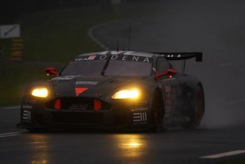24 horas de Le Mans: Chove em Le Mans; Christian larga na 6ª posição