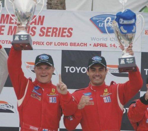 ALMS: Jaime Melo comemora terceira vitória na temporada da American Le Mans