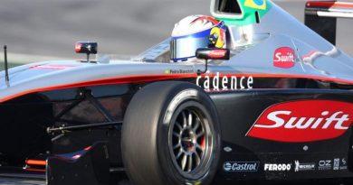 F-BMW Européia: Em Silverstone, Pedro Bianchini faz preliminar da Fórmula 1