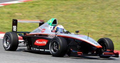 F-BMW Européia: Bianchini é quarto na Inglaterra