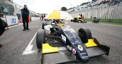 Eurocup Fórmula Renault: César Ramos encerra competição em 7º