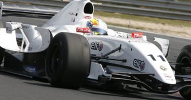 World Series: Cantelli Jr. enfrenta novo desafio em Nurburgring