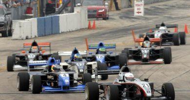 F-Mazda: Ernesto Otero começa etapa de Watkins Glen entre os mais rápidos