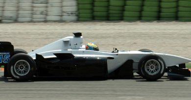 Fórmula 3000 Euroseries: Felipe Guimarães chega em segundo em Valencia