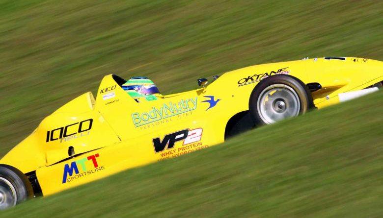 Fórmula São Paulo: Henrique Lambert confirma favoritismo e conquista outra pole em Interlagos