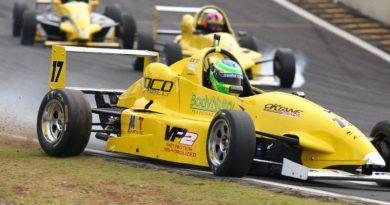 Fórmula São Paulo: Henrique Lambert mantém liderança do campeonato
