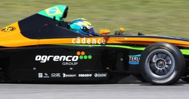 F-BMW Européia: Henrique Martins conquista 13 posições e marca mais pontos em Silverstone