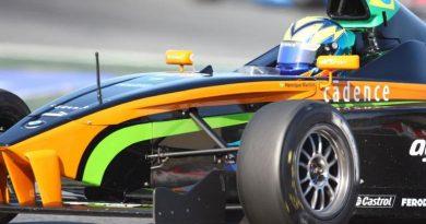 F-BMW Européia: Após acidente, Henrique Martins abandona a etapa em Spa