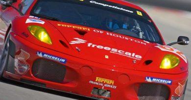 ALMS: Melo Júnior larga em segundo na classe GT2 da American Le Mans em Lime Rock