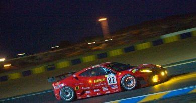 24 Horas de Le Mans: Melo Júnior vence as 24 Horas na classe GT2