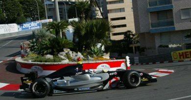 World Series: Acidente tira Mario Romancini da primeira corrida em Hungaroring