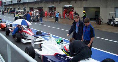 Fórmula BMW Americana: Ruiz Filho enfrenta terceira rodada dupla