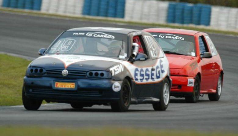 Copa Turismo Show: Samir Silva e Edgar Favarin ficam em 5º lugar em Curitiba