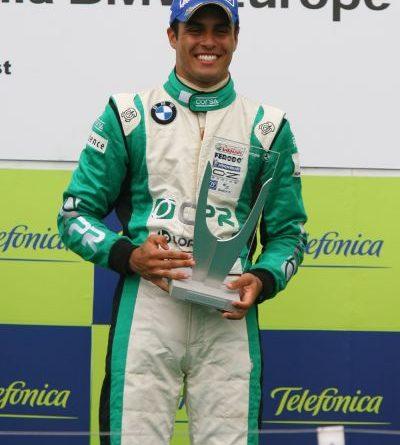 F-BMW Européia: Em Valência, Tiago Geronimi faz brilhante corrida e conquista vitória inédita