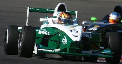 F-BMW Européia: Geronimi não marca pontos em Silverstone