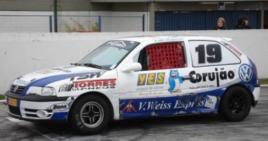 Copa Turismo Show: Valmor Emílio sobe ao pódio na 5ª etapa