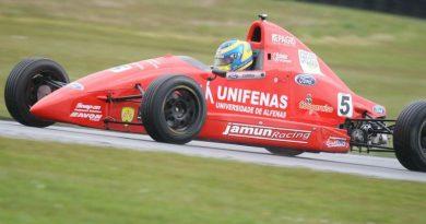 Fórmula Ford: Mineiro Victor Corrêa é pole em Spa, na Bélgica