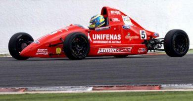 Fórmula Ford: Mineiro Victor Corrêa confiante para as corridas em Brands Hatch