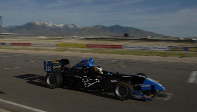 F-Mazda: Caio Lara chega a New Jersey para rodada dupla