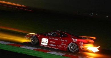 FIA GT: Jaime Melo comemora a vitória na classe GT2 das 24 Horas de Spa-Francorchamps
