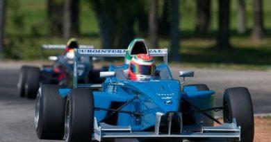 F-BMW: Acidente tira Giancarlo Vilarinho da briga pelo título em Elkhart Lake
