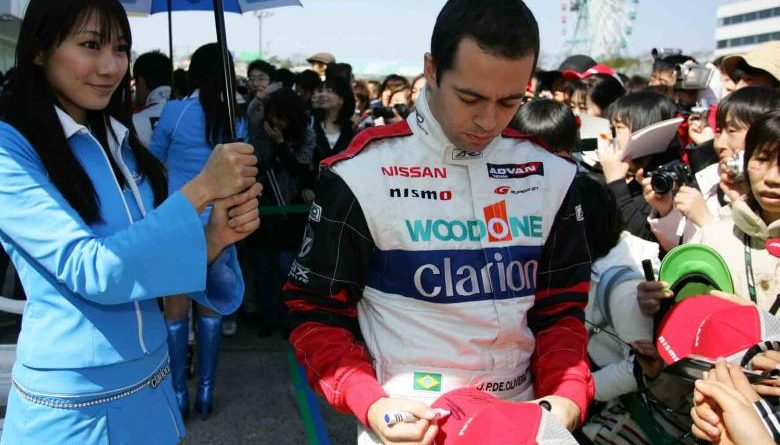 Super GT: João Paulo de Oliveira larga em terceiro na abertura da temporada no Japão