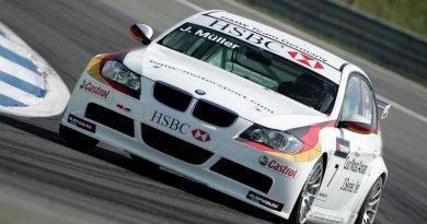 WTCC: No último treino, BMW ensaia reação em Curitiba
